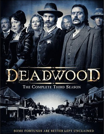 Deadwood on my TV